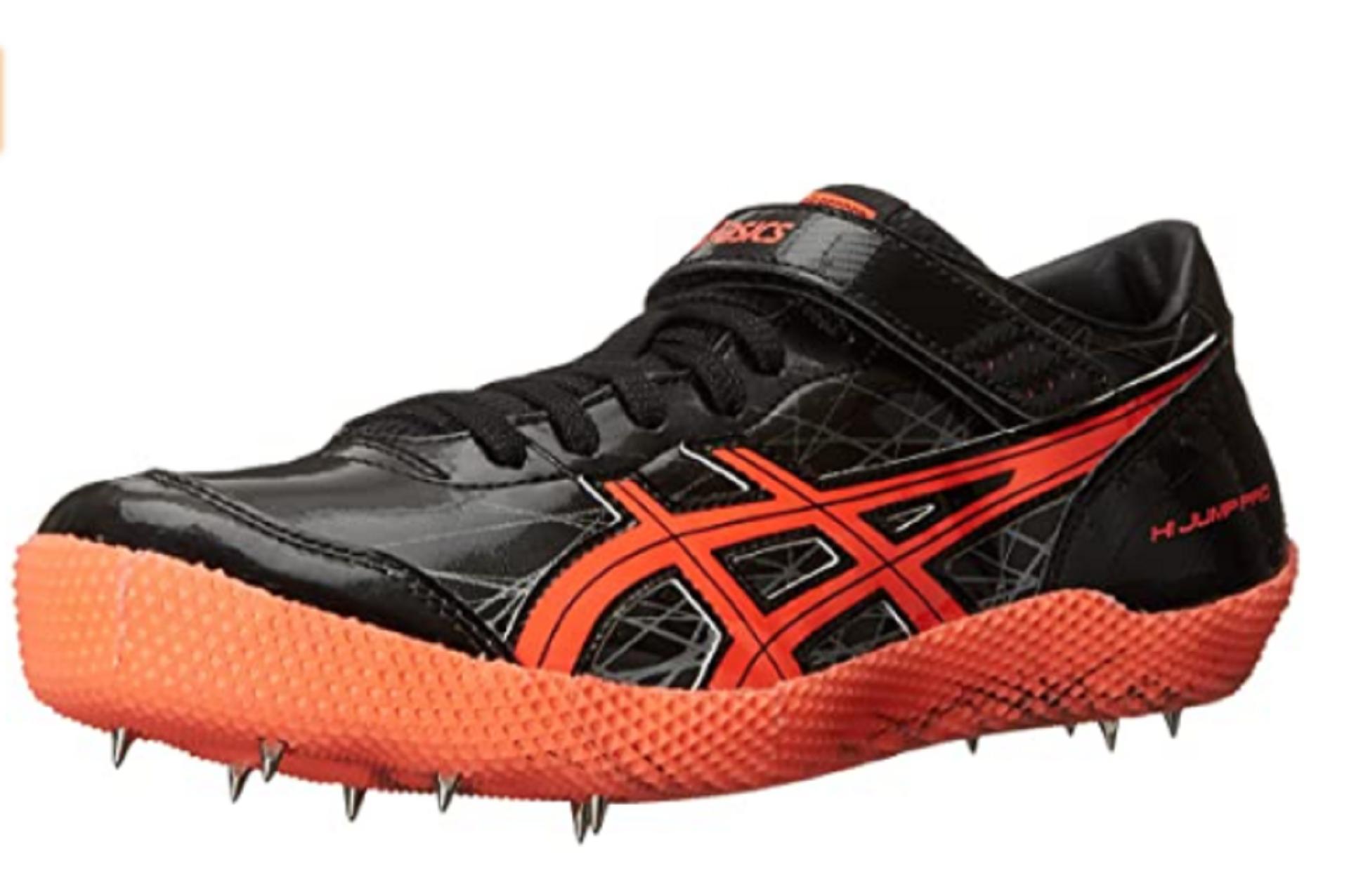 asics men's high jump pro track shoe