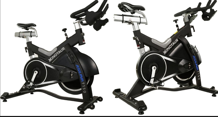 asuna 7150 minotaur magnetic exercise bike