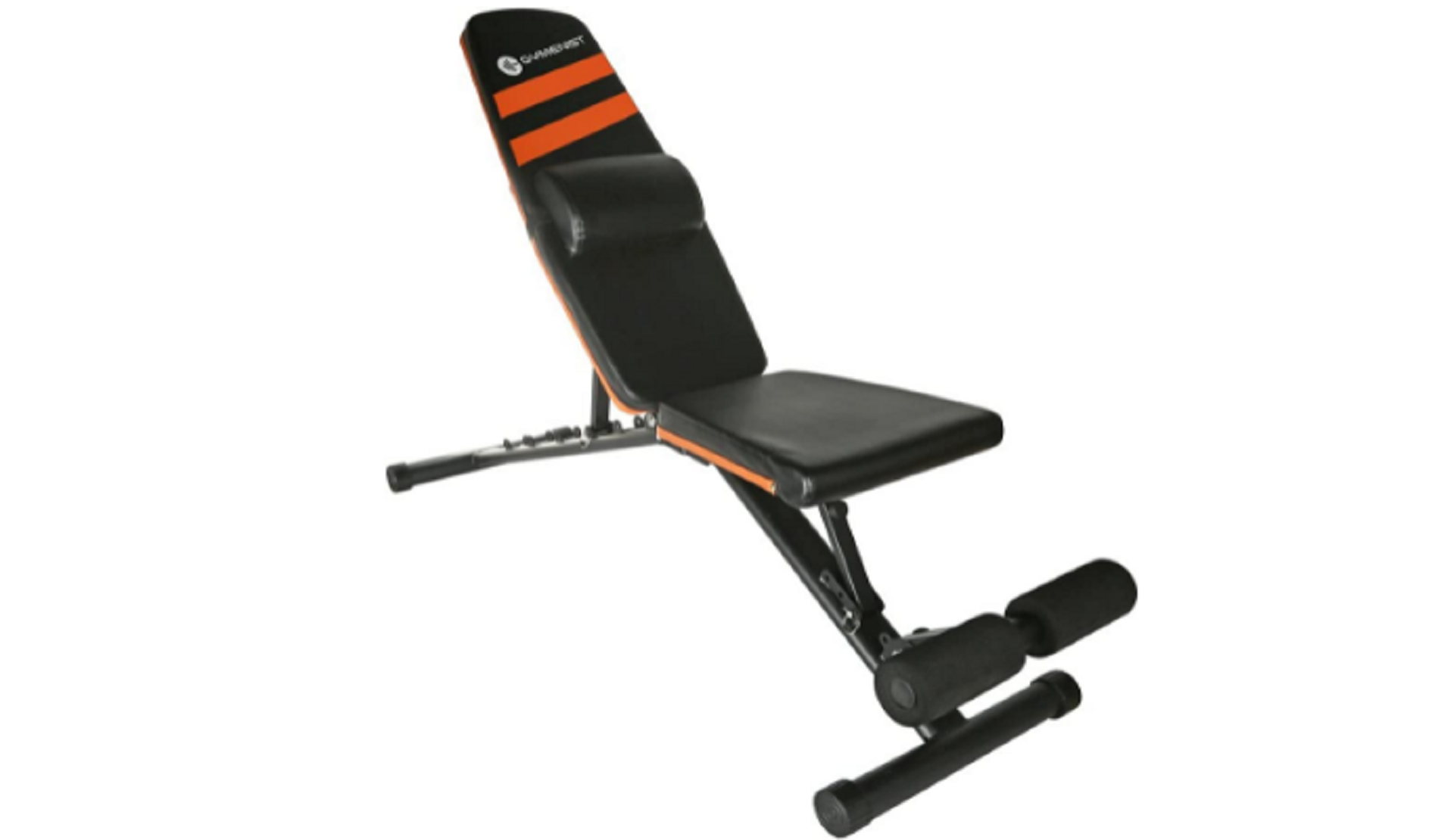 gymenist exercise foldable weight bench