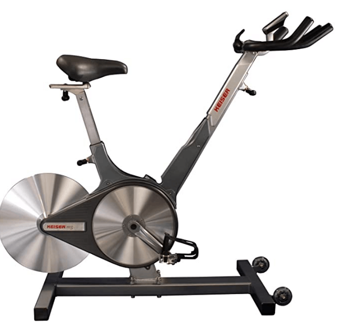 keiser m3i magnetic resistance bike