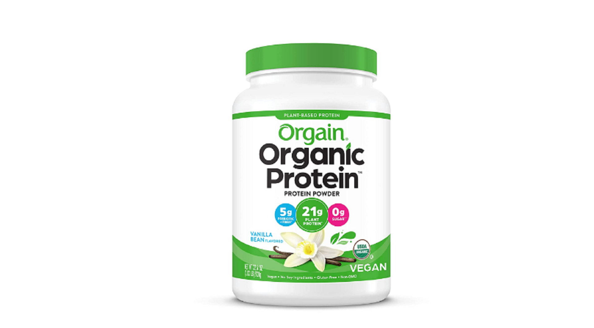 orgain organic powder