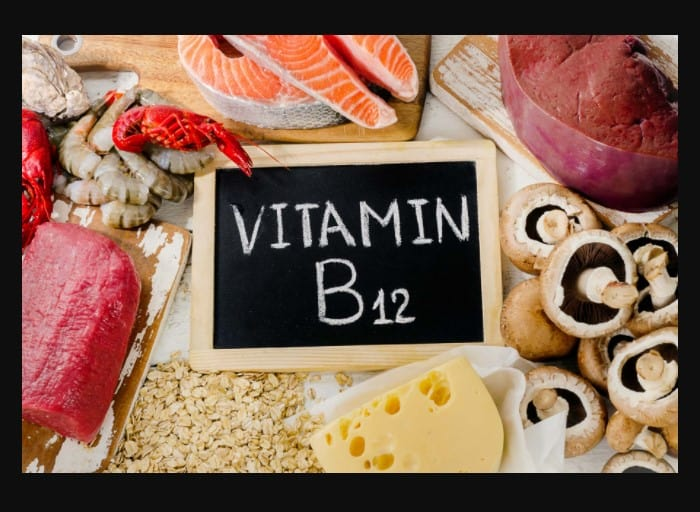 natural pre-workout supplement vitamin b12