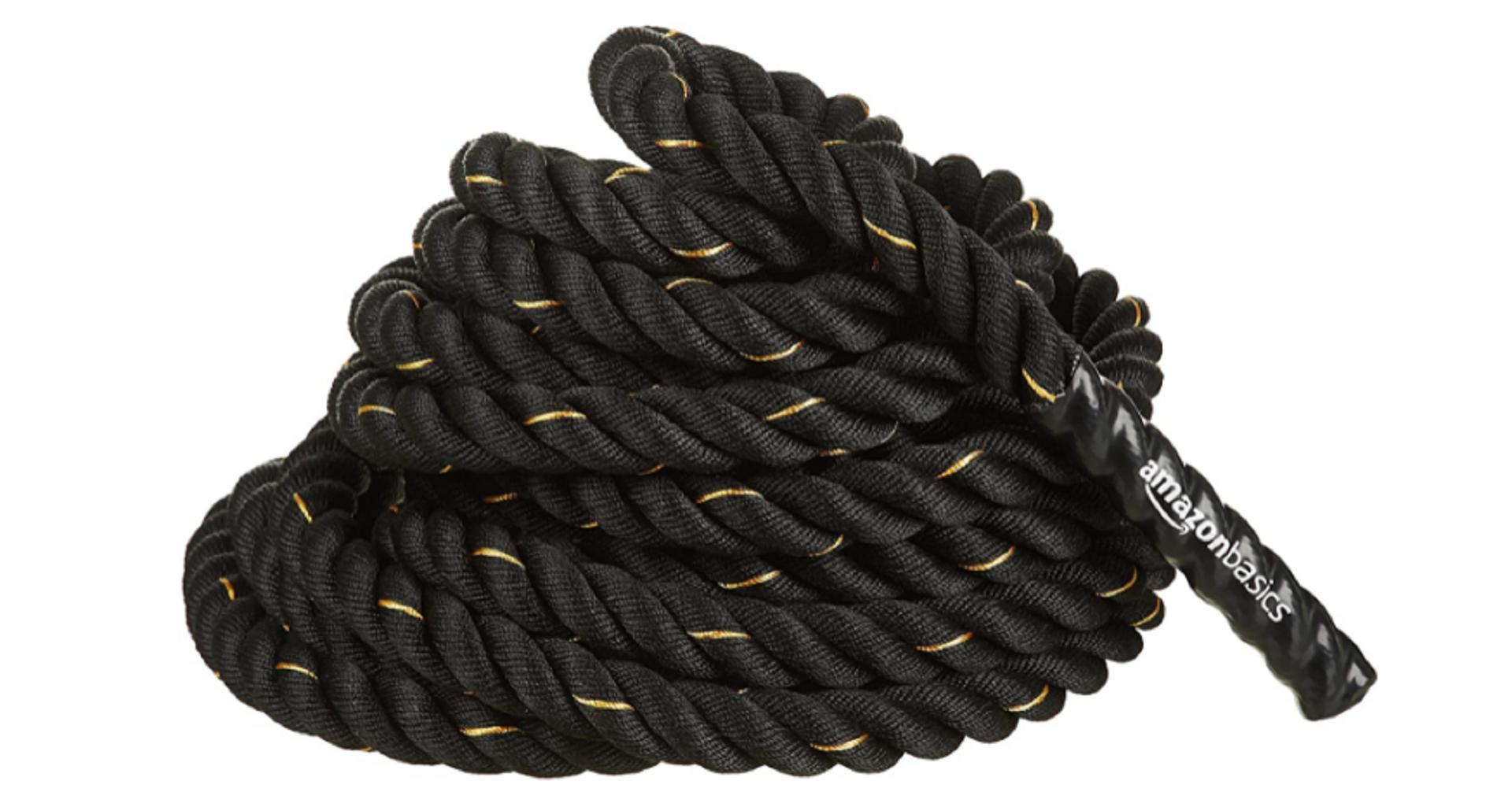 amazon basics battle rope