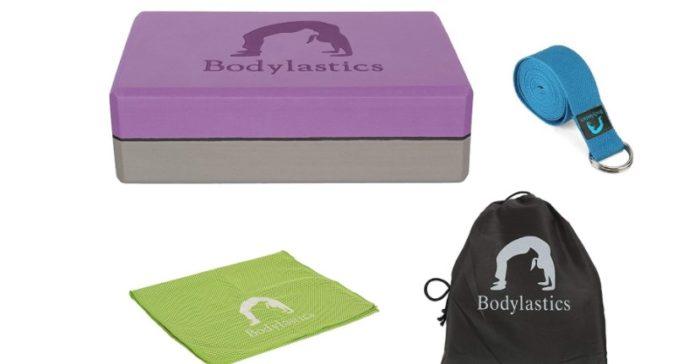 Bodylastics yoga starter kit