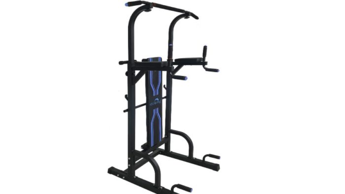 Dolphy Standing pull up ab machine
