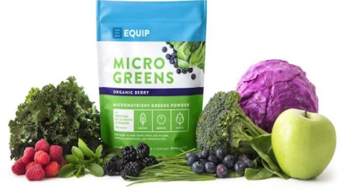 Equip Micro Greens Powder
