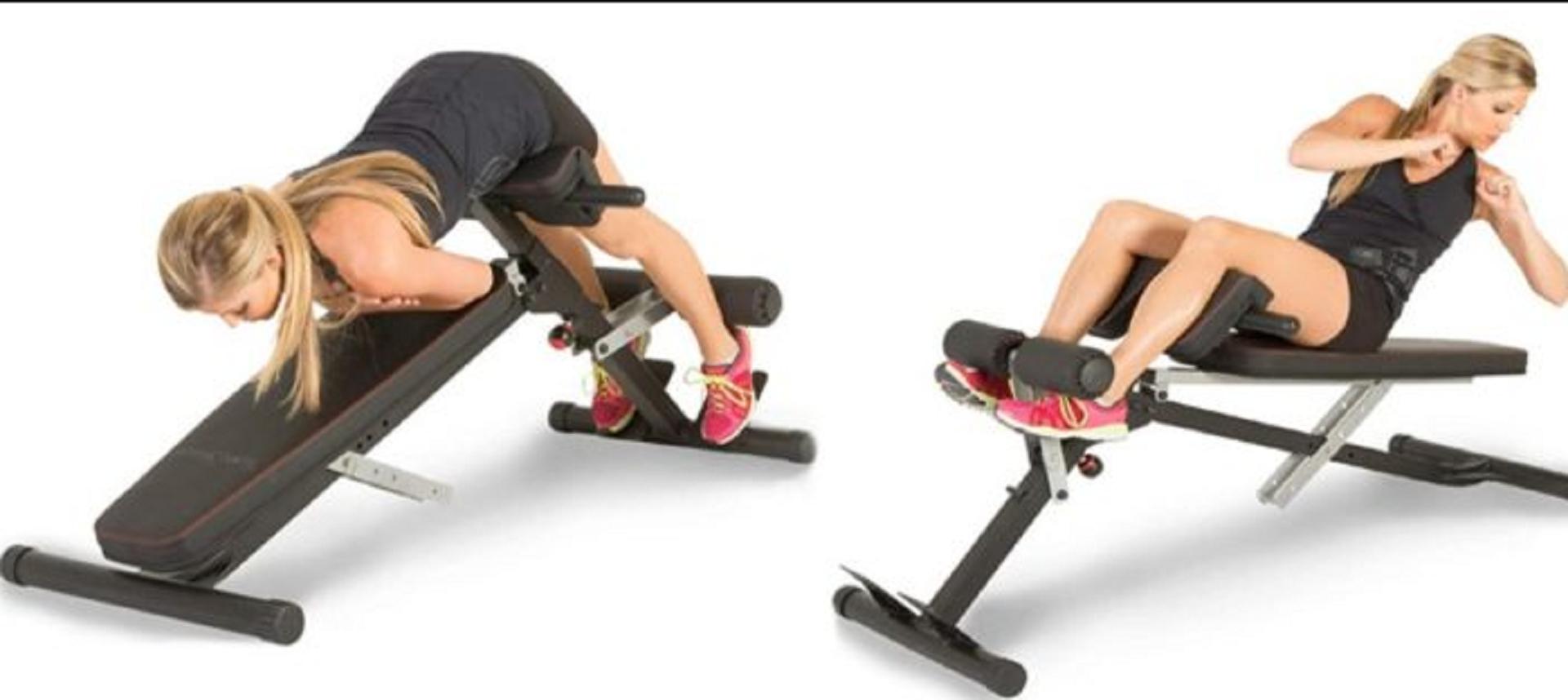 fitness reality x-class abdominal bench