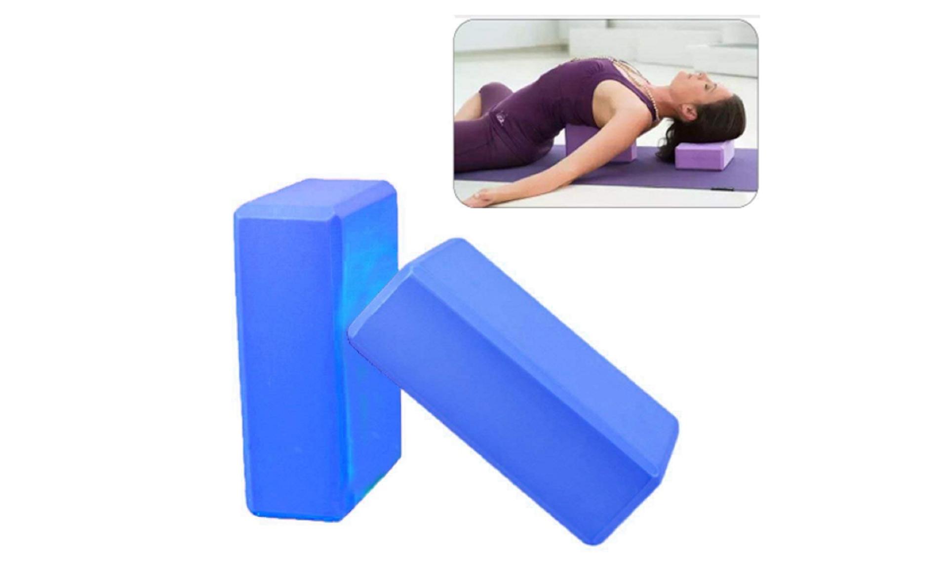 house of quirk eva yoga block