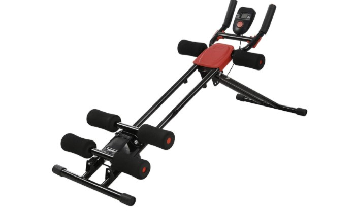 Iris Fitness ab workout machine