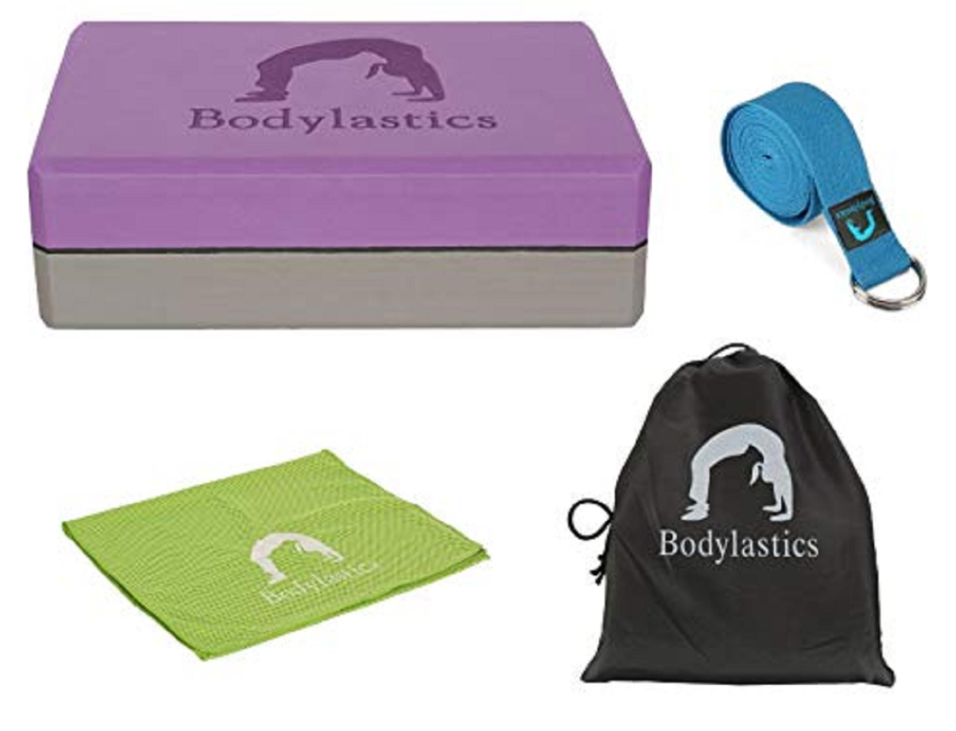 bodylastics yoga kit