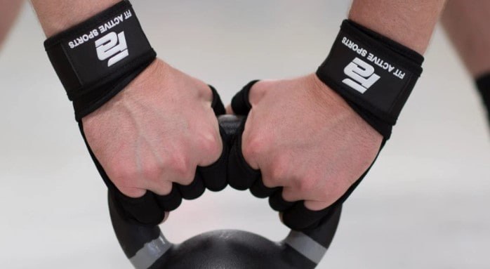 fitactive sports weight lifting gloves