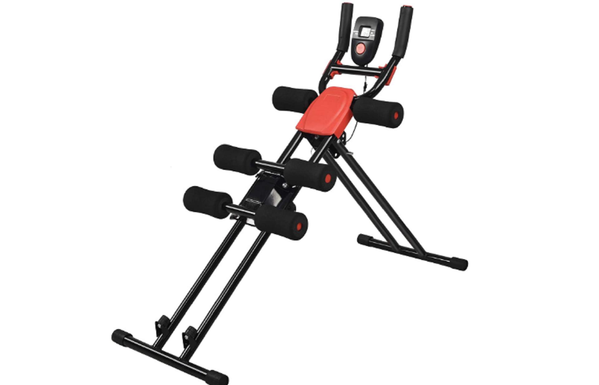 iris fitness ab machine