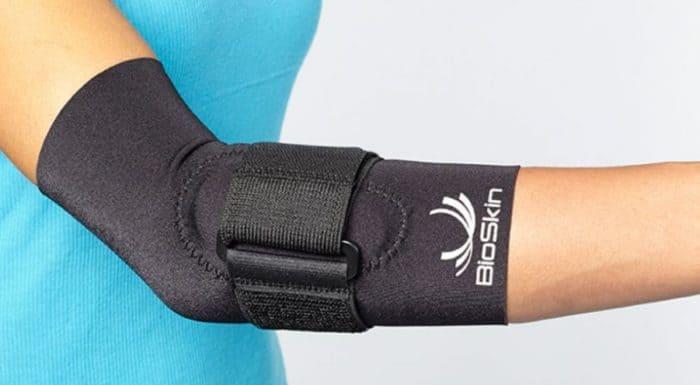 tennis elbow strap-tie