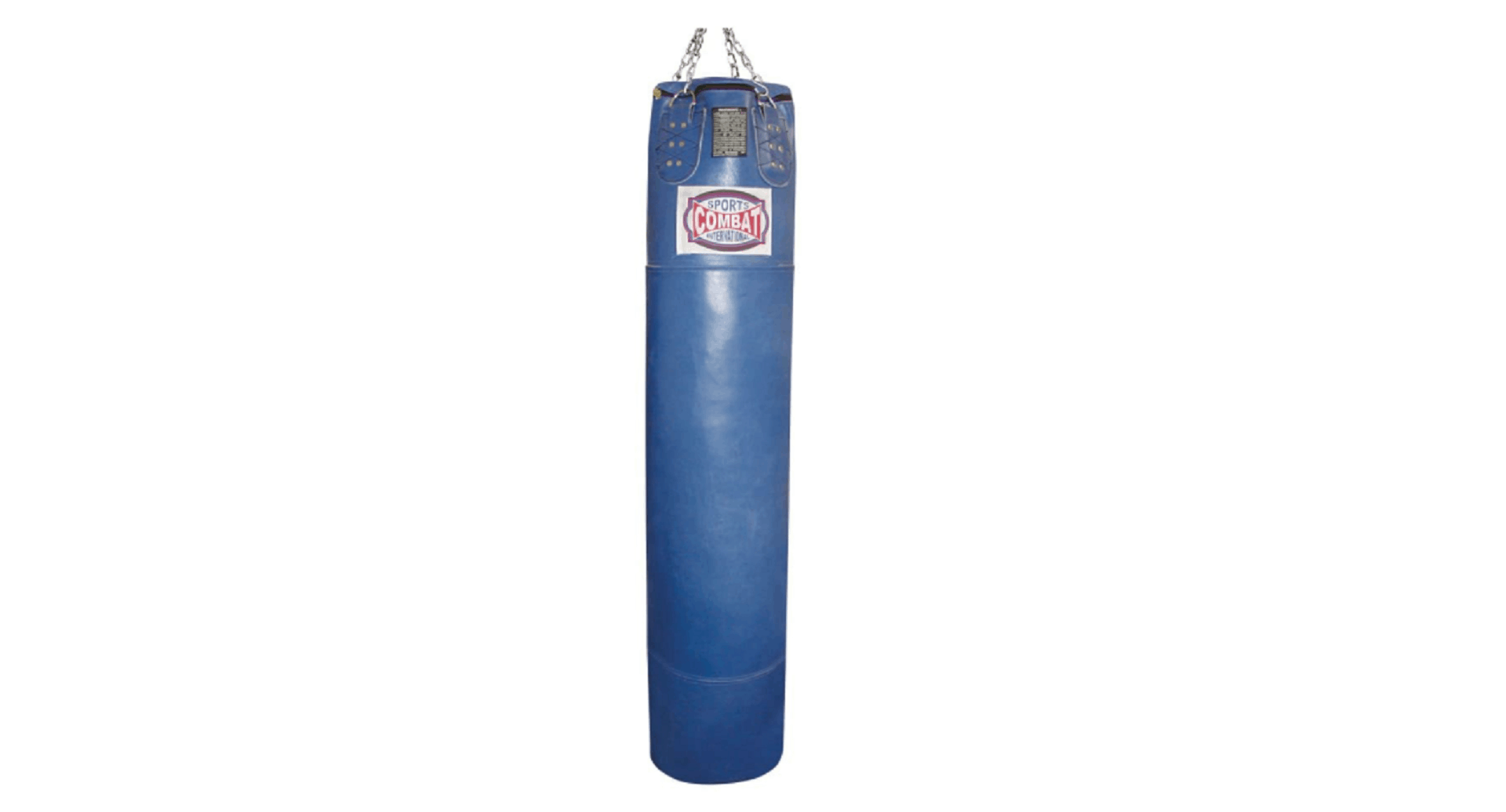 Combat Sports Leather Thai Bag-Unfilled