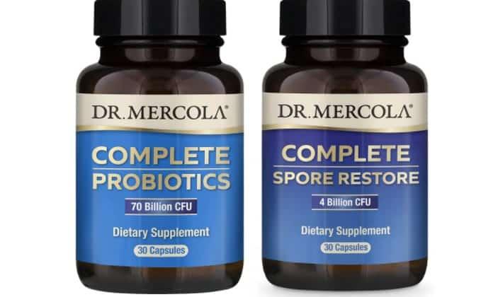 Dr. Mercola complete probiotics