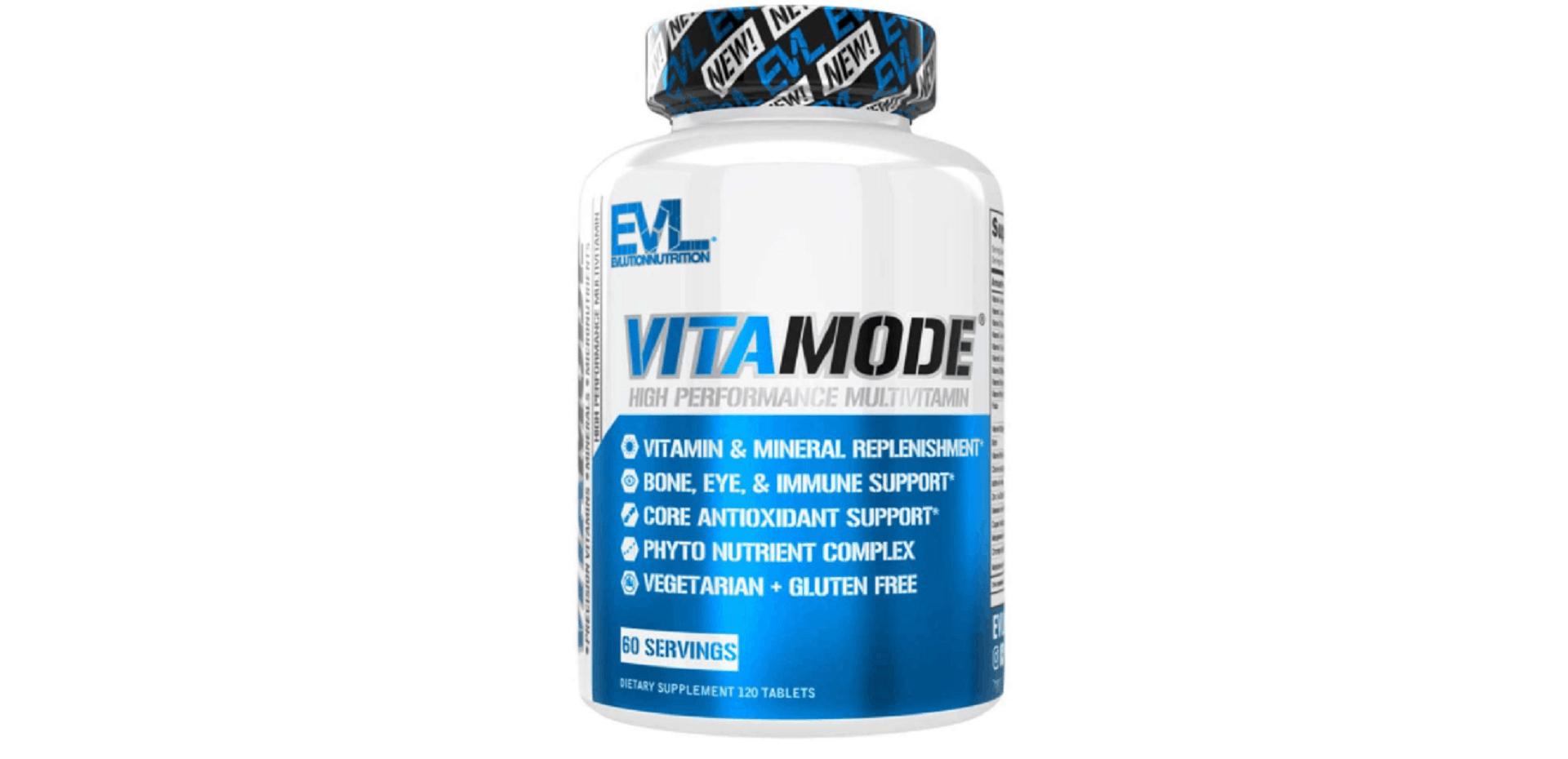 Evlution Nutrition VitaMode High Performance Men's Multivitamin