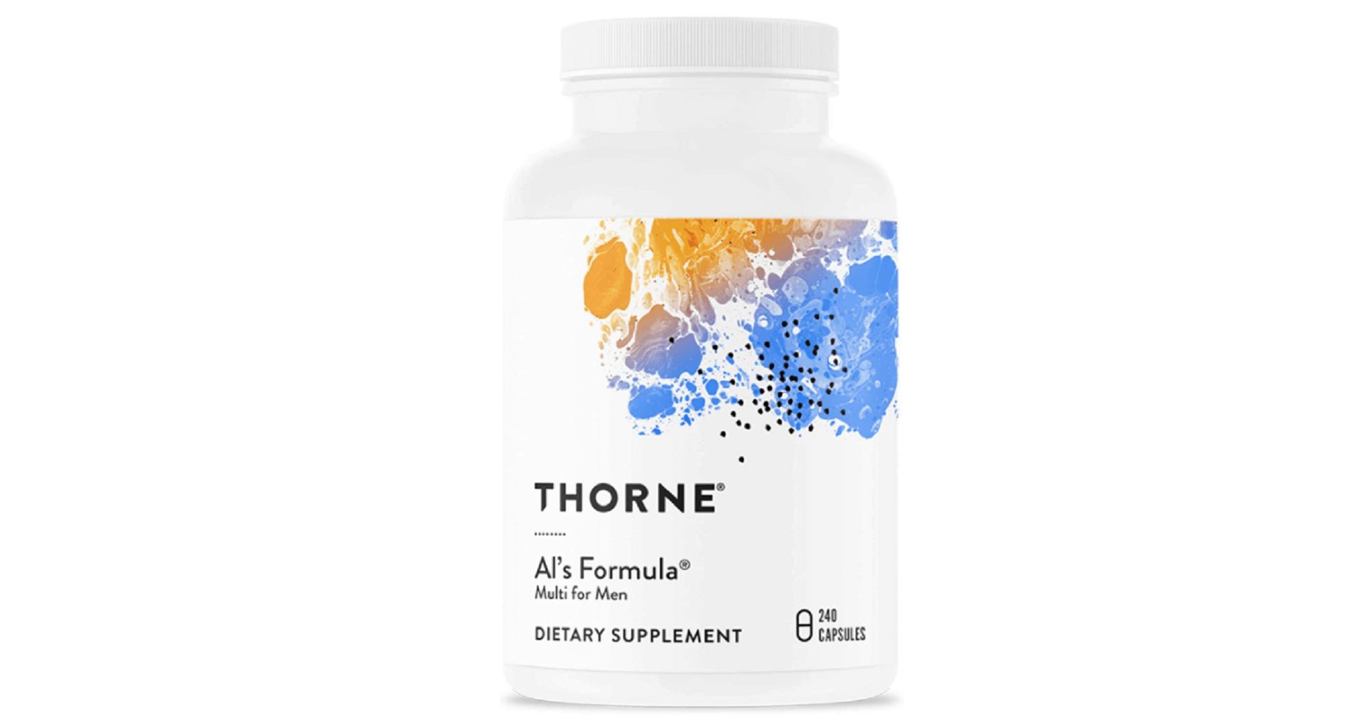Thorne Research - AL's Formula