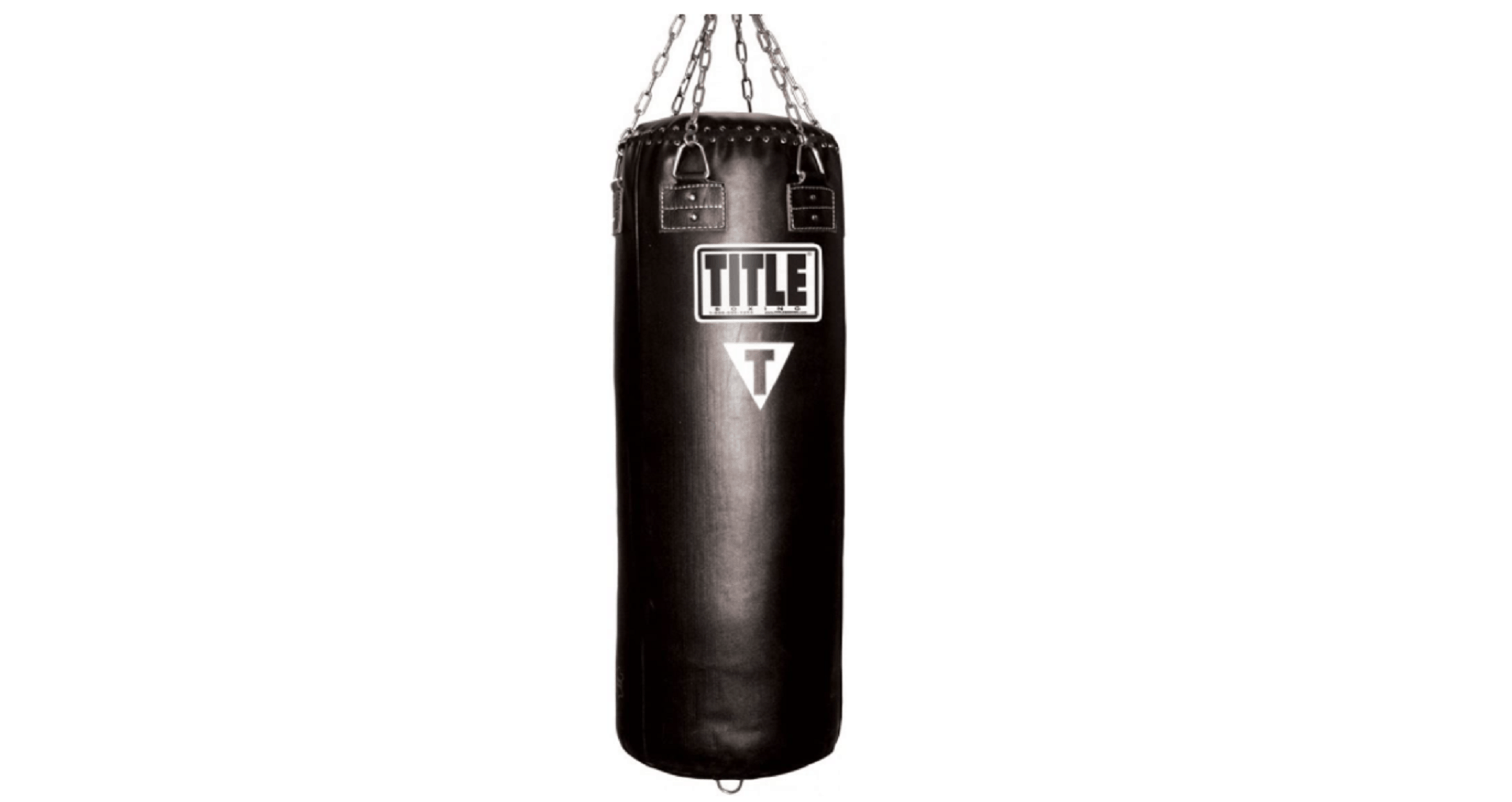 Title Boxing Leather Professional Choice Heavy Bag