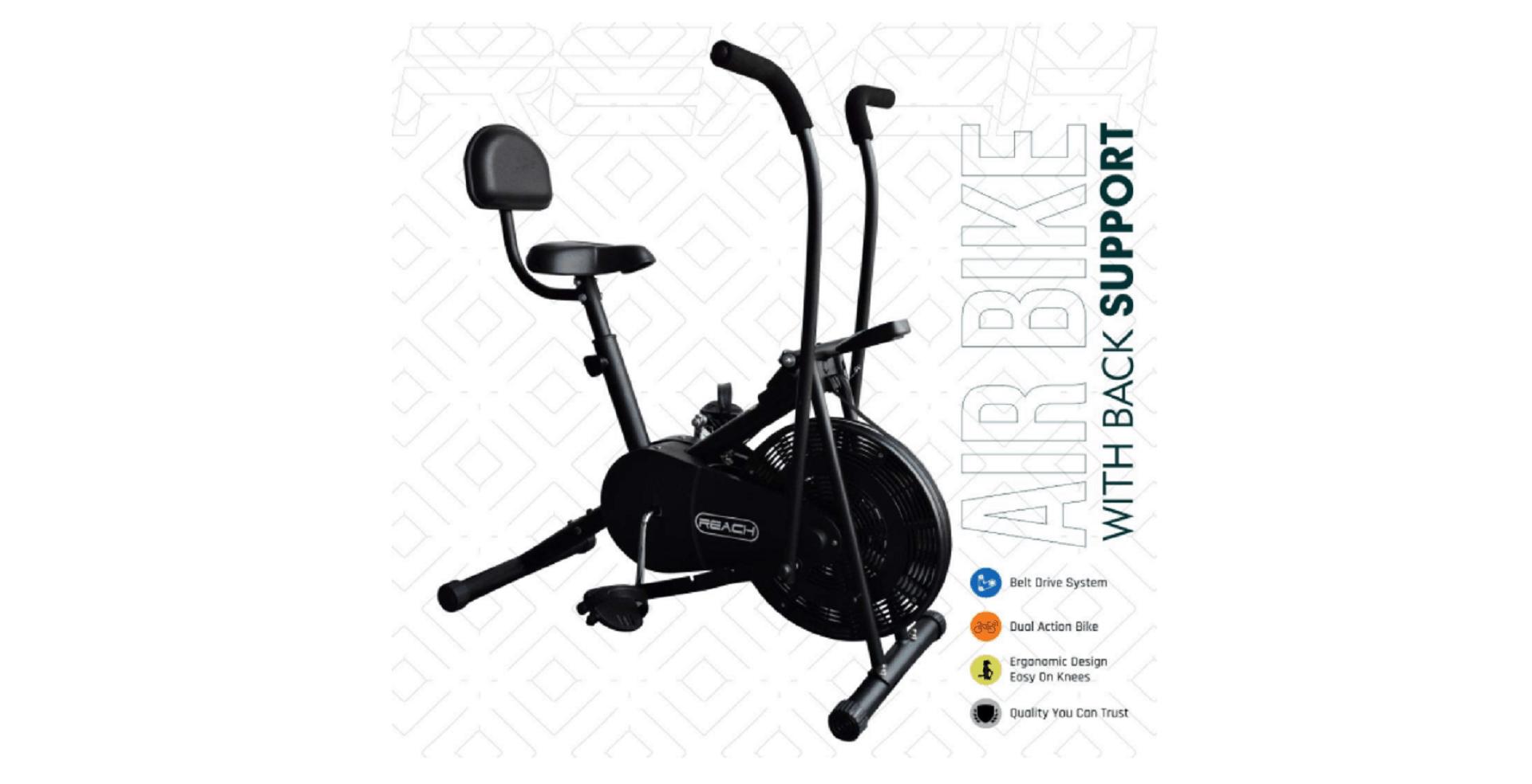 best spin bikes Reach Air Bike Exercise
