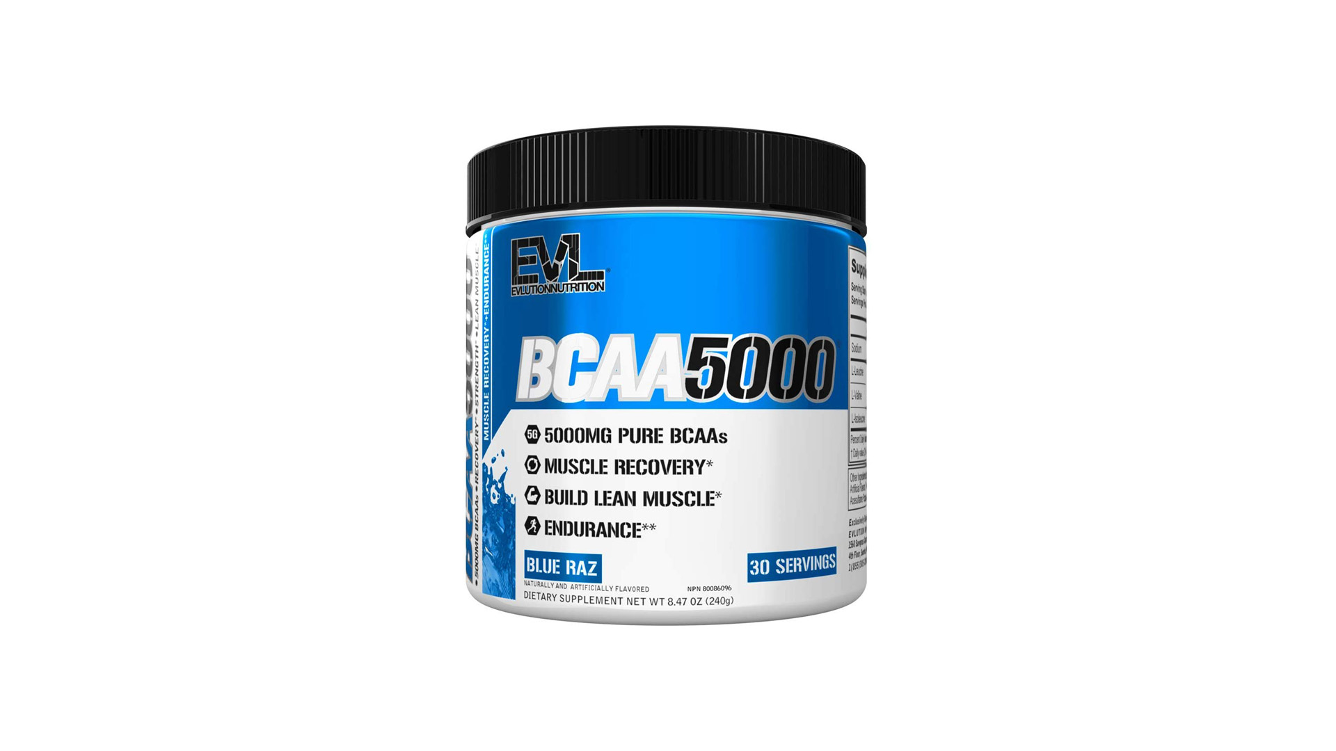 BCAA5000 by Evlution Nutrition