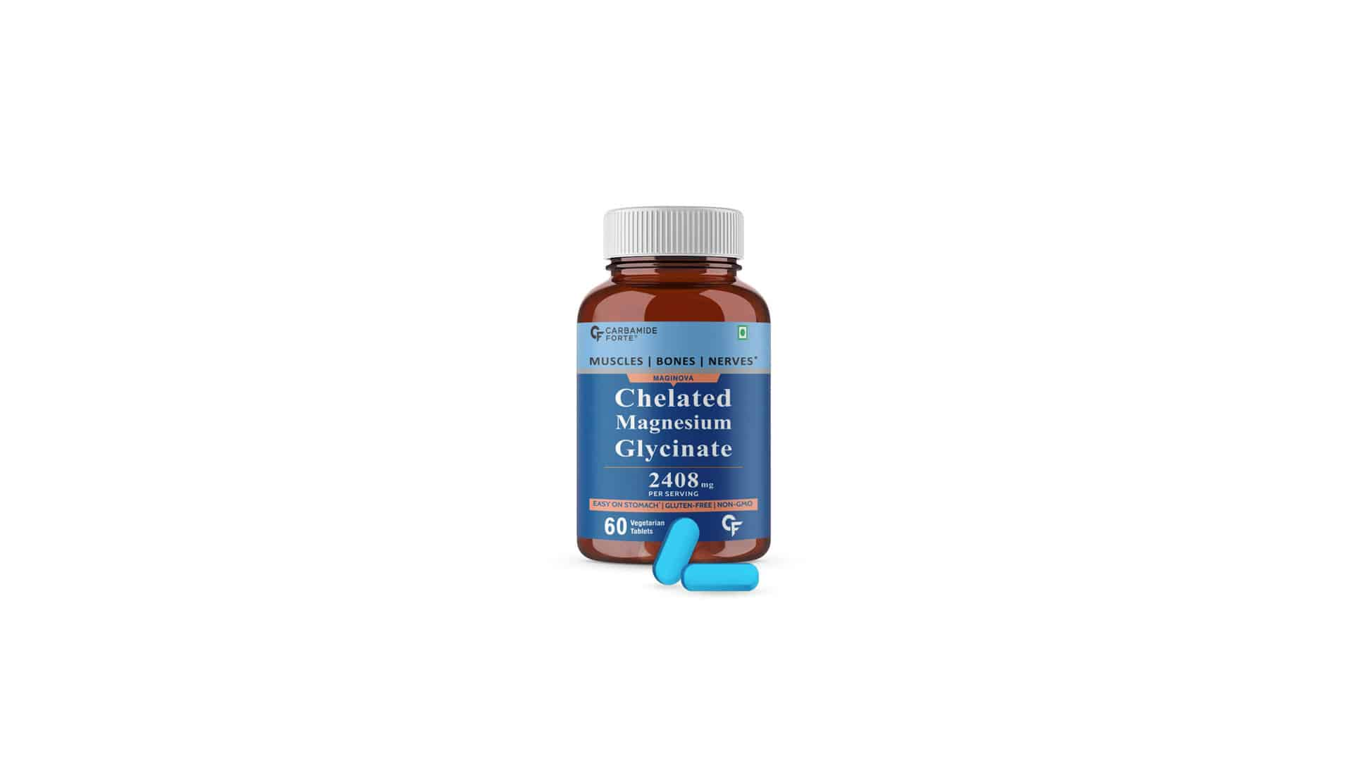 Carbamide Forte Chelated Magnesium Glycinate