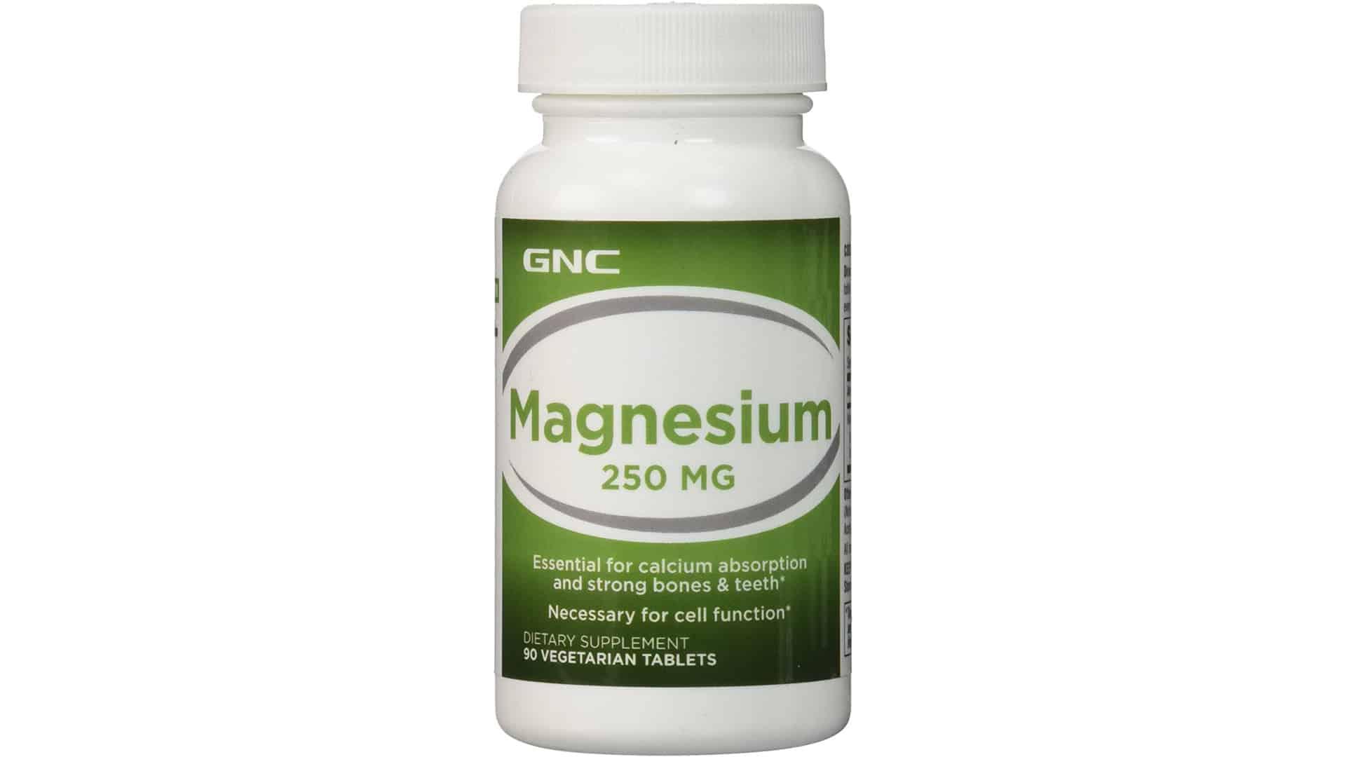 GNC Magnesium