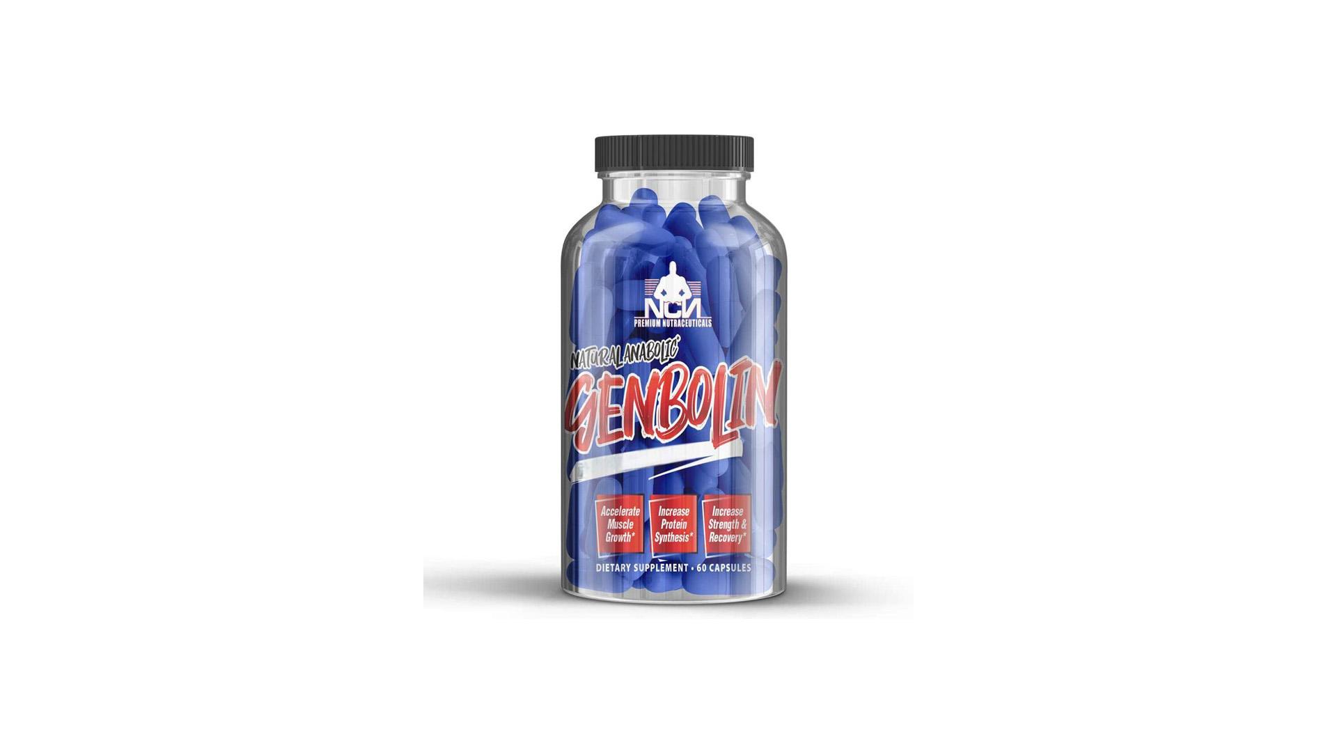Genbolin laxogenin supplement
