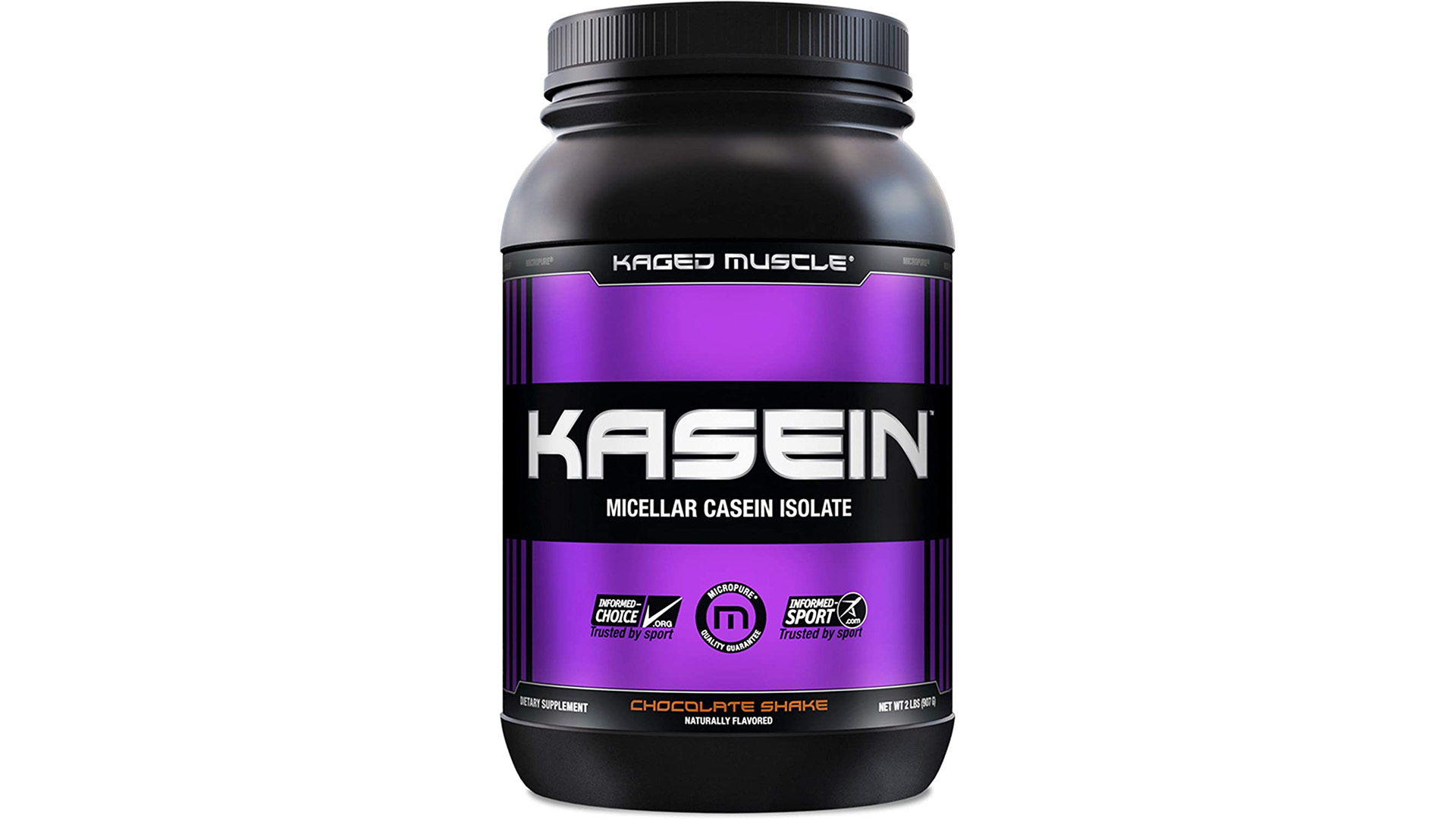 Kaged Muscle Kasein Isolate Powder