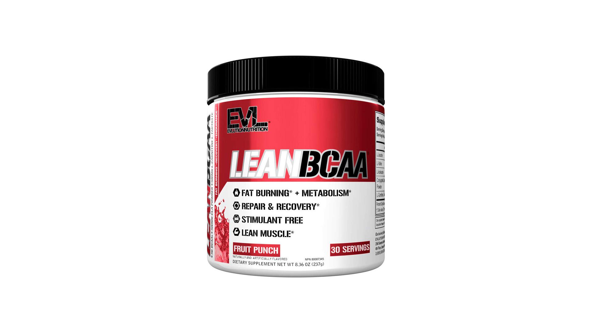 LEAN BCAA by EVL