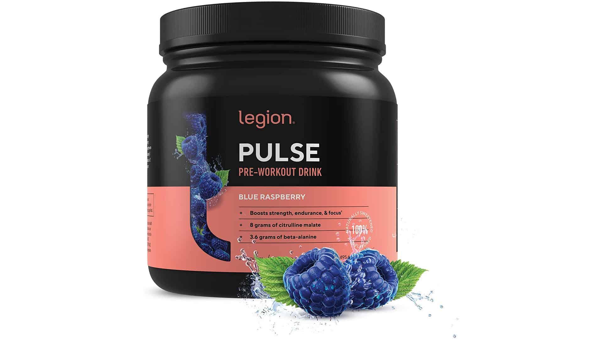 Legion Athletics Pulse