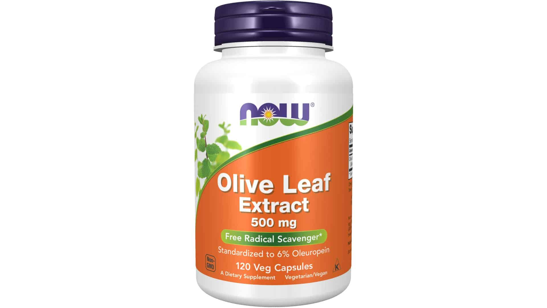 NOW Foods – Olive Leaf Extract