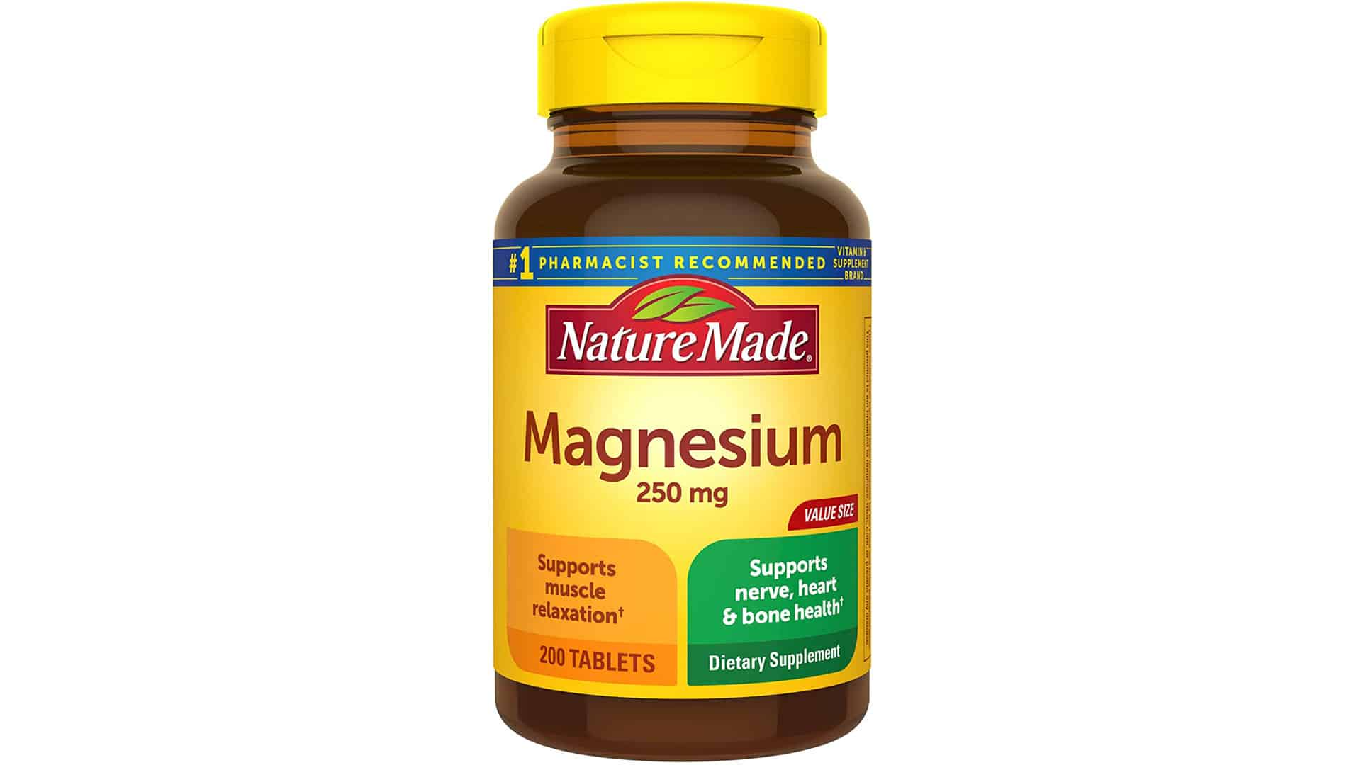 Nature Made Magnesium Tablet
