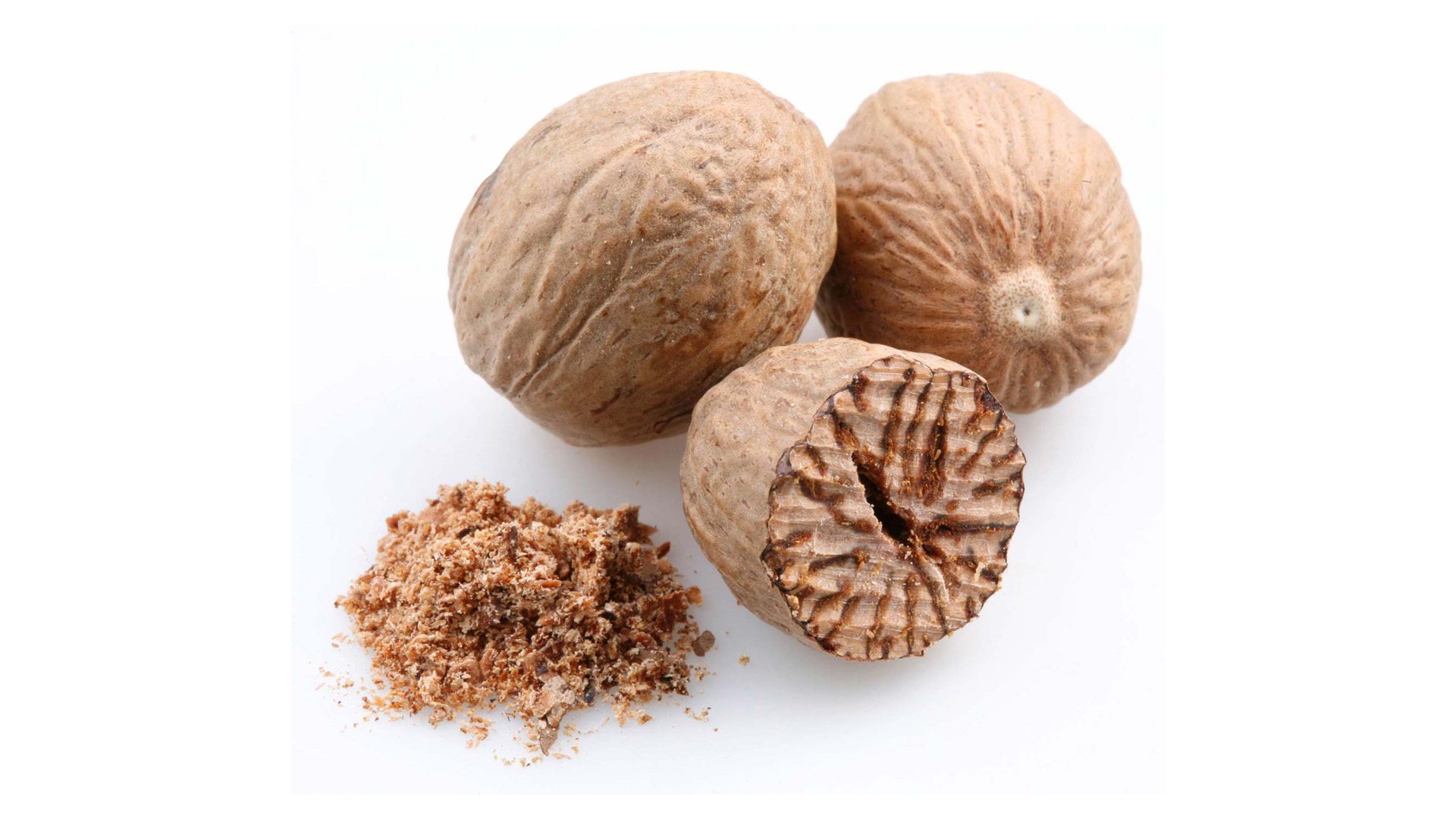 Nutmeg natural sleep aid
