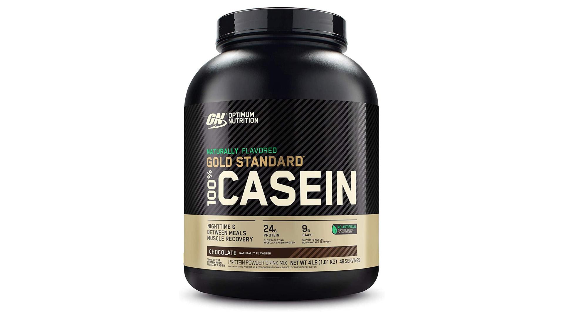 ON Optimum Nutrition Gold Standard Naturally Flavored 100% Casein