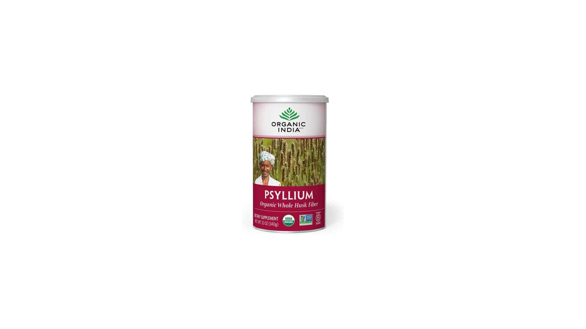 Organic India Psyllium Herbal Powder