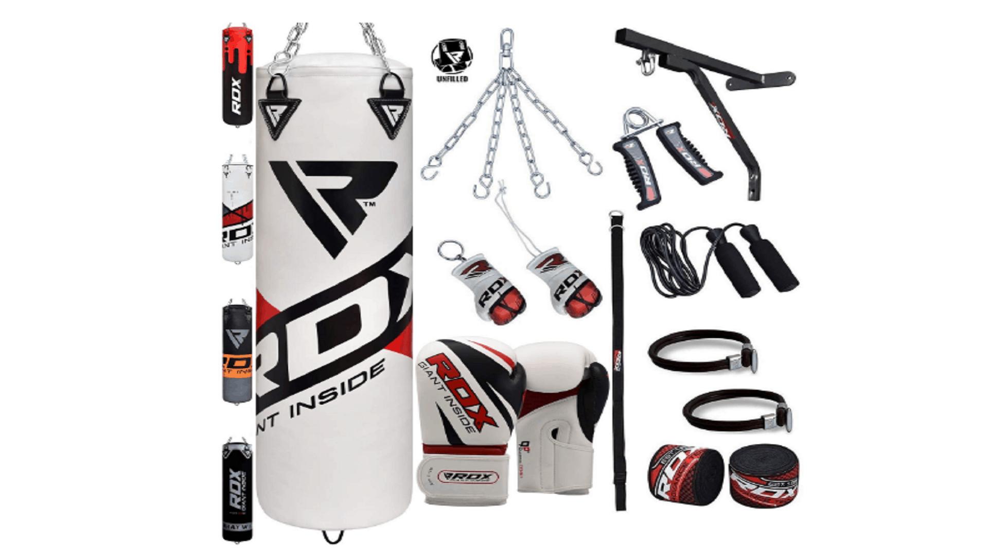 rdx heavy bag kit
