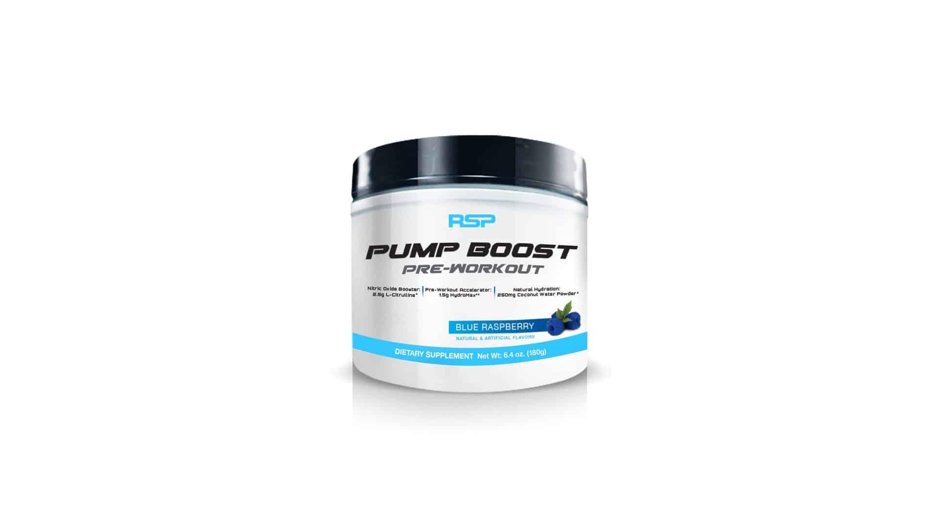 RSP Nutrition Pump Assist