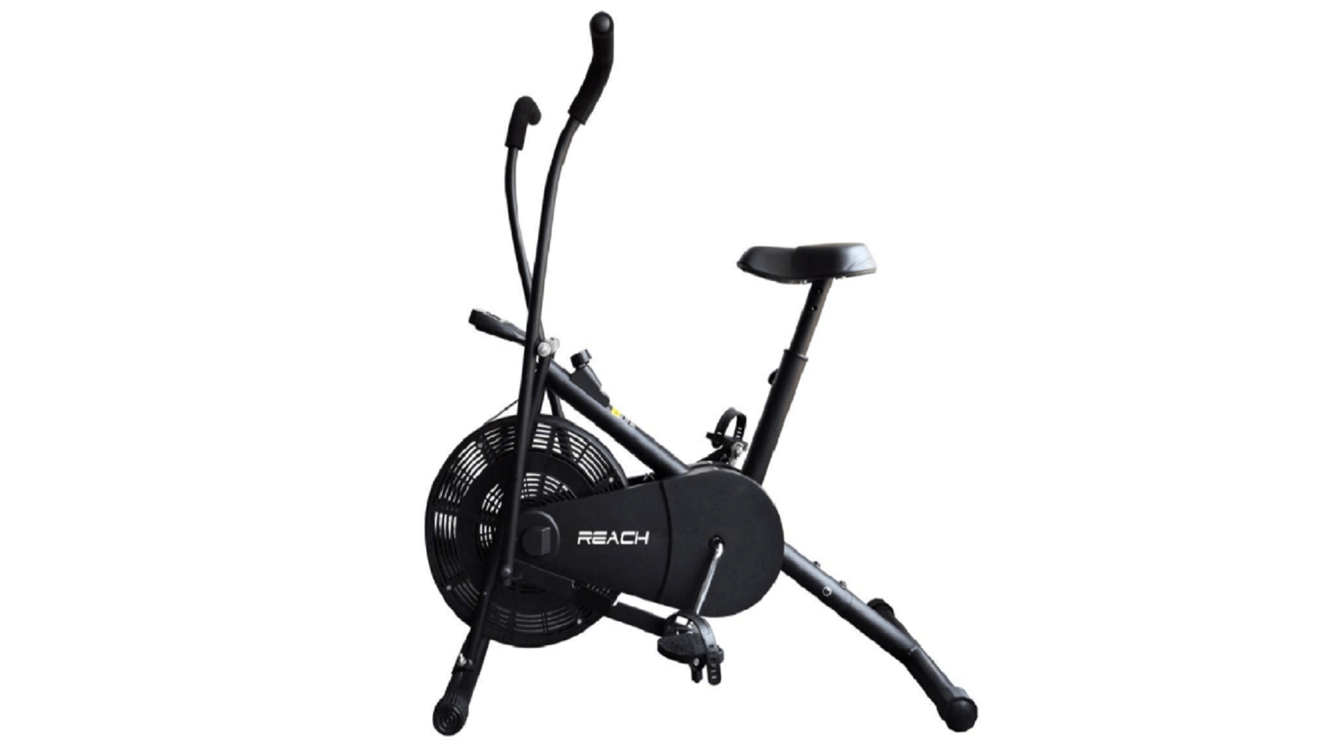 reach ab-110 air bike exercise fitness cycle