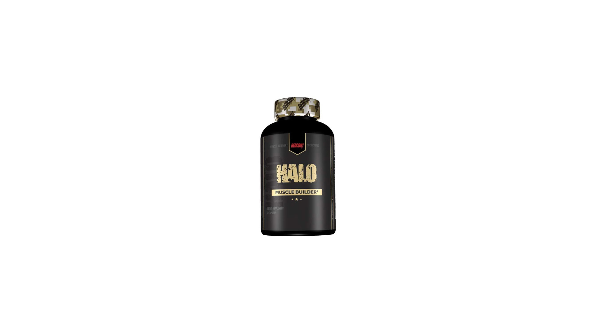 Redcon 1 HALO Muscle Builder 60C