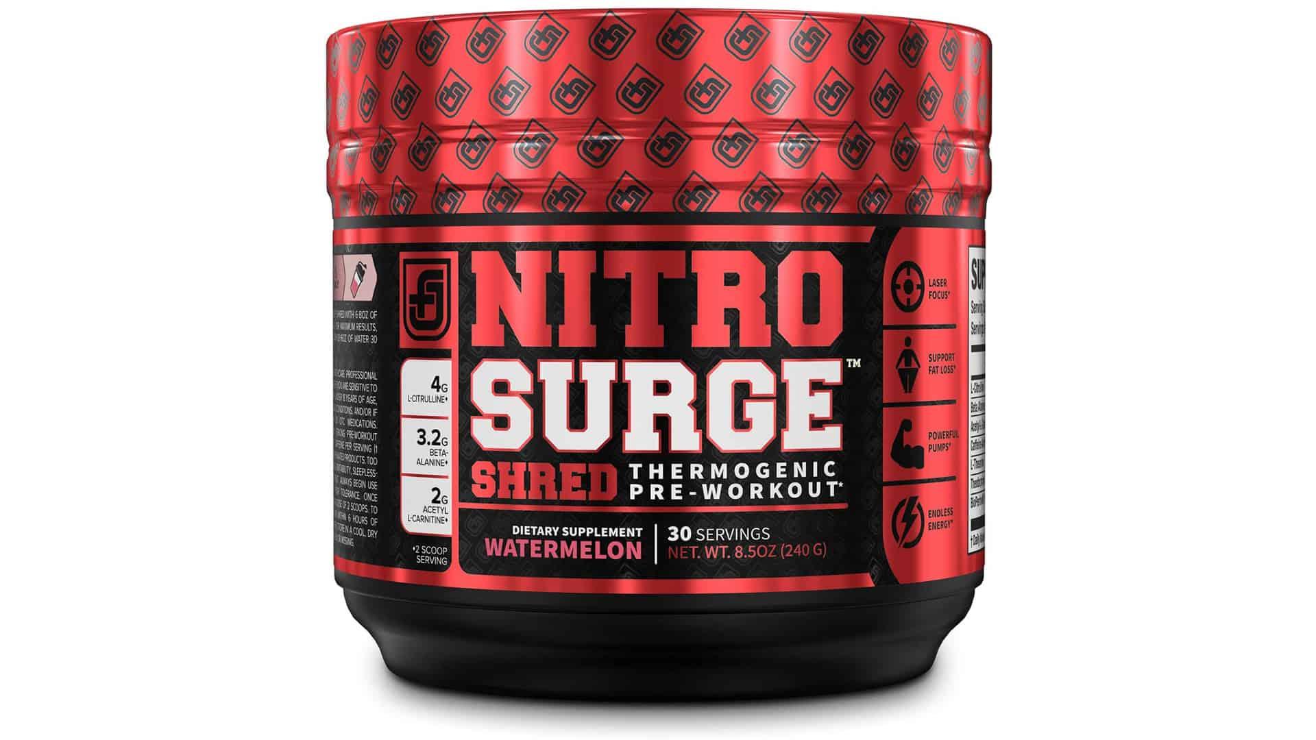 Shred Nitro - Caffeine Free Product