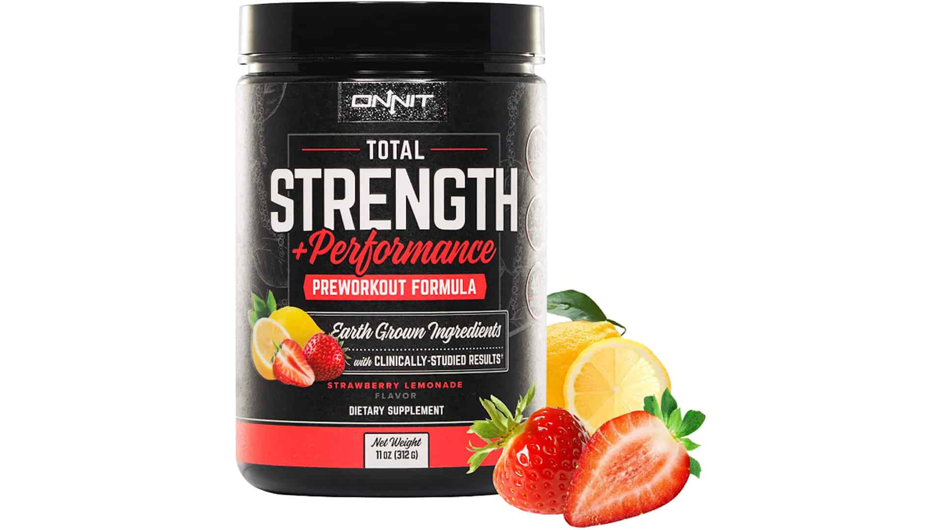 The Onnit Total Strength and Performance