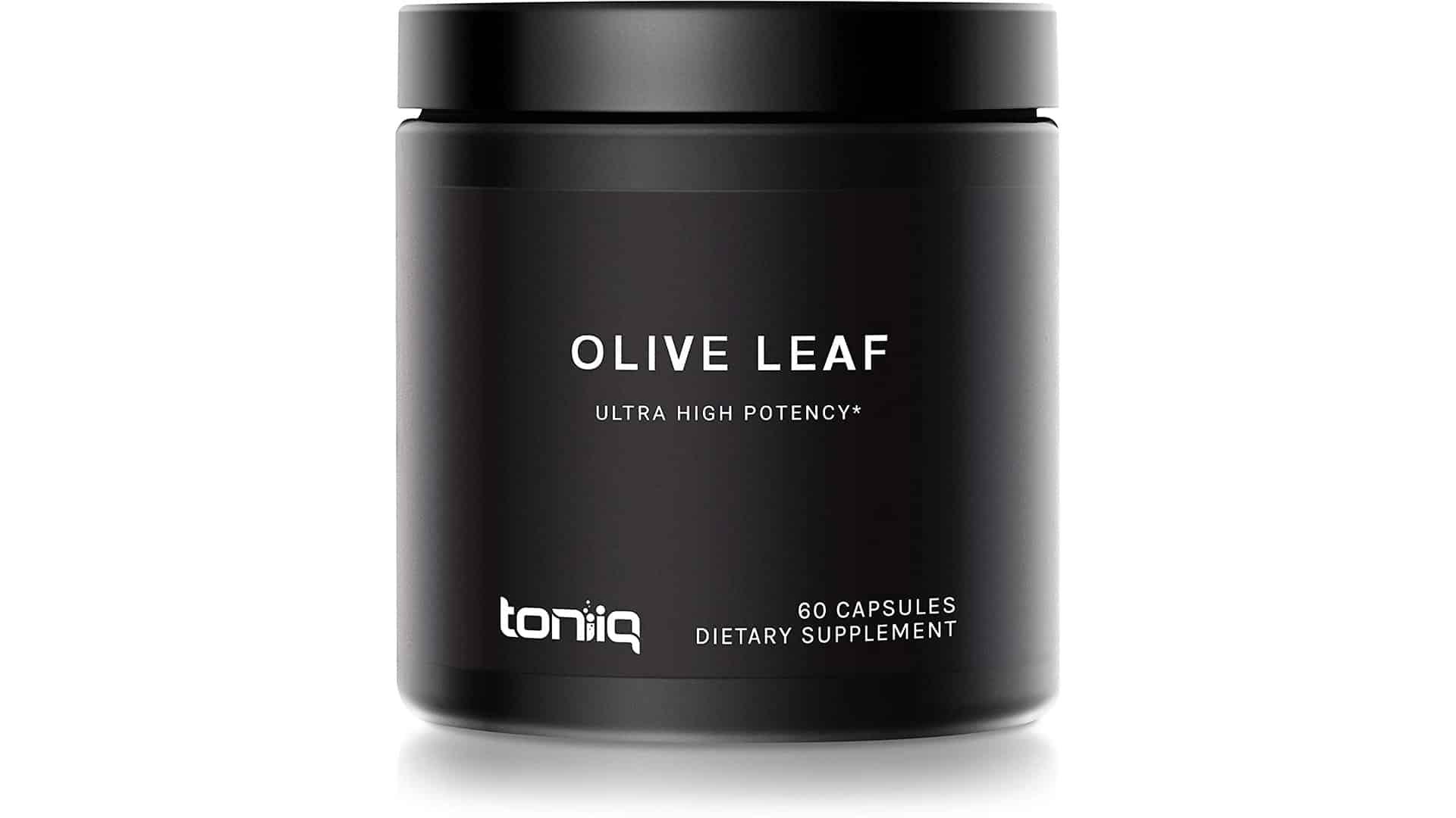 Toniiq – Olive Leaf Ultra High Potency