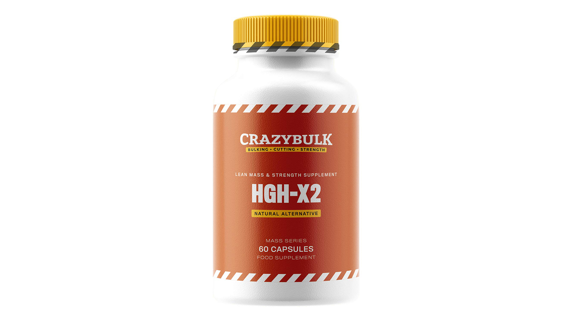 CRAZYBULK X2 (FOR LEAN MUSCLES)
