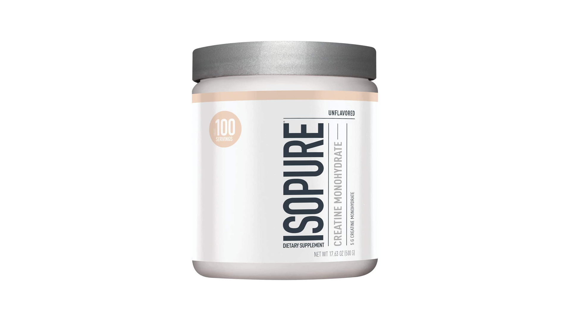Isopure Creatine Supplement