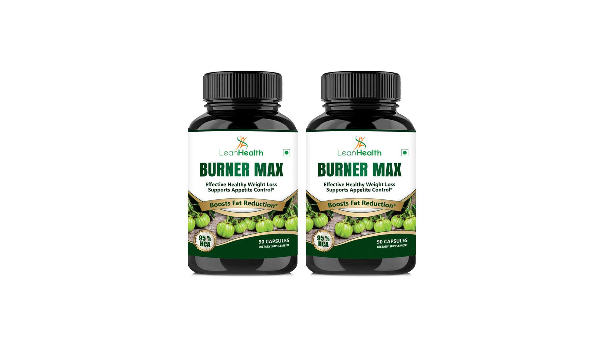 Lean Health Burner Max