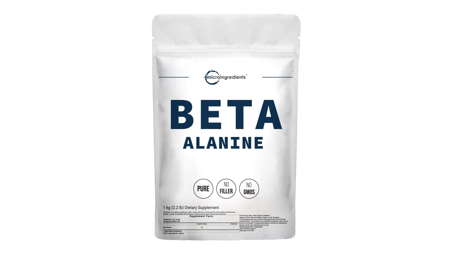Micro Ingredients Muscle Up Beta-Alanine Powder