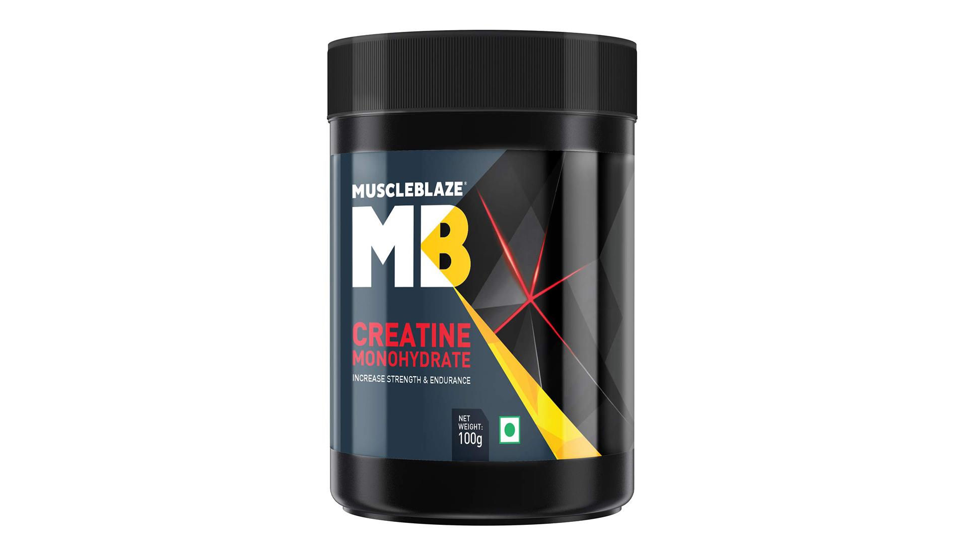 MuscleBlaze Creatine Supplement