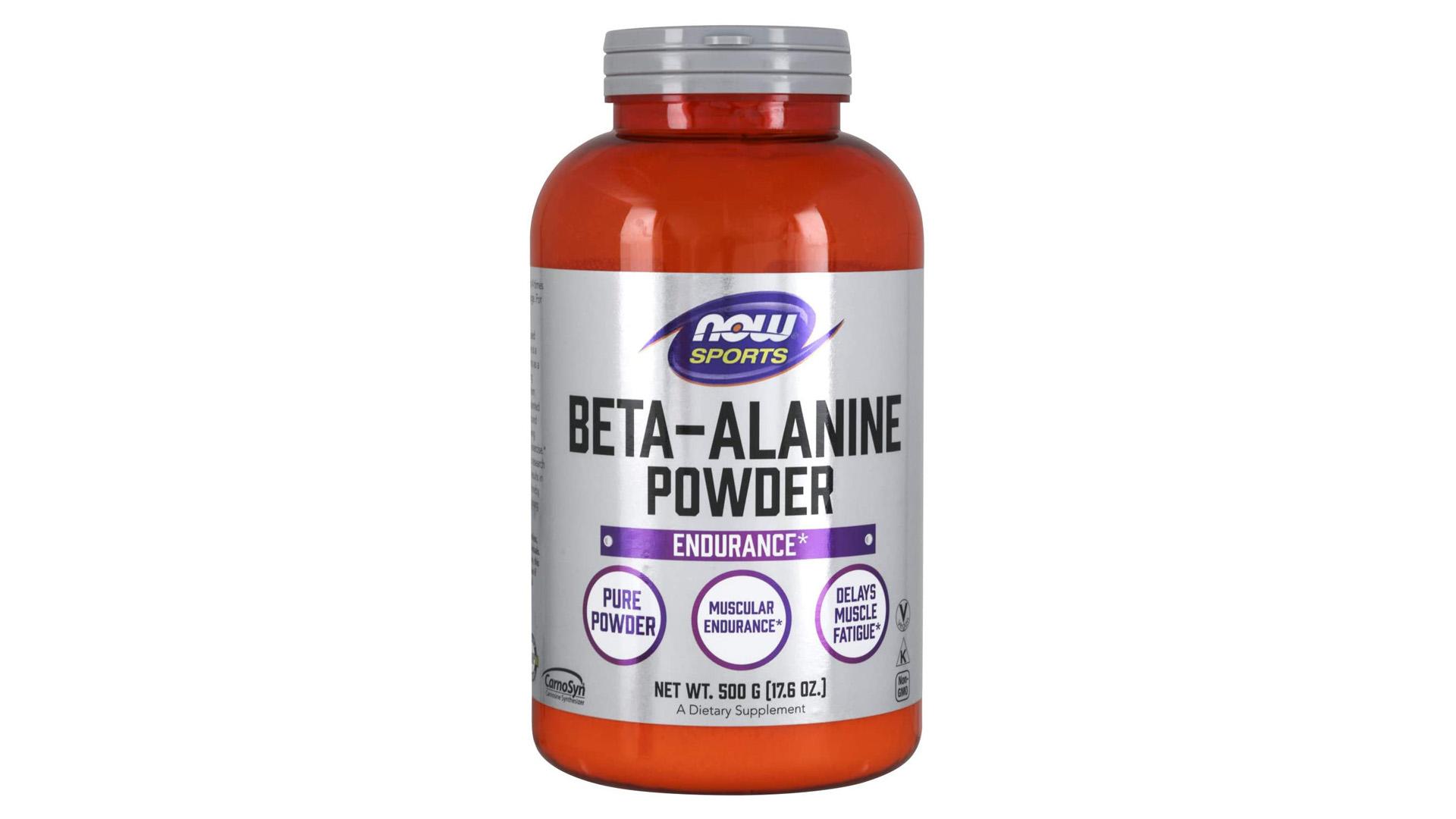 NOW Sports Beta Alanine Powder