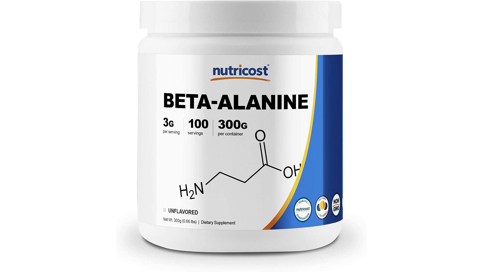 Nutricost Beta Alanine Powder