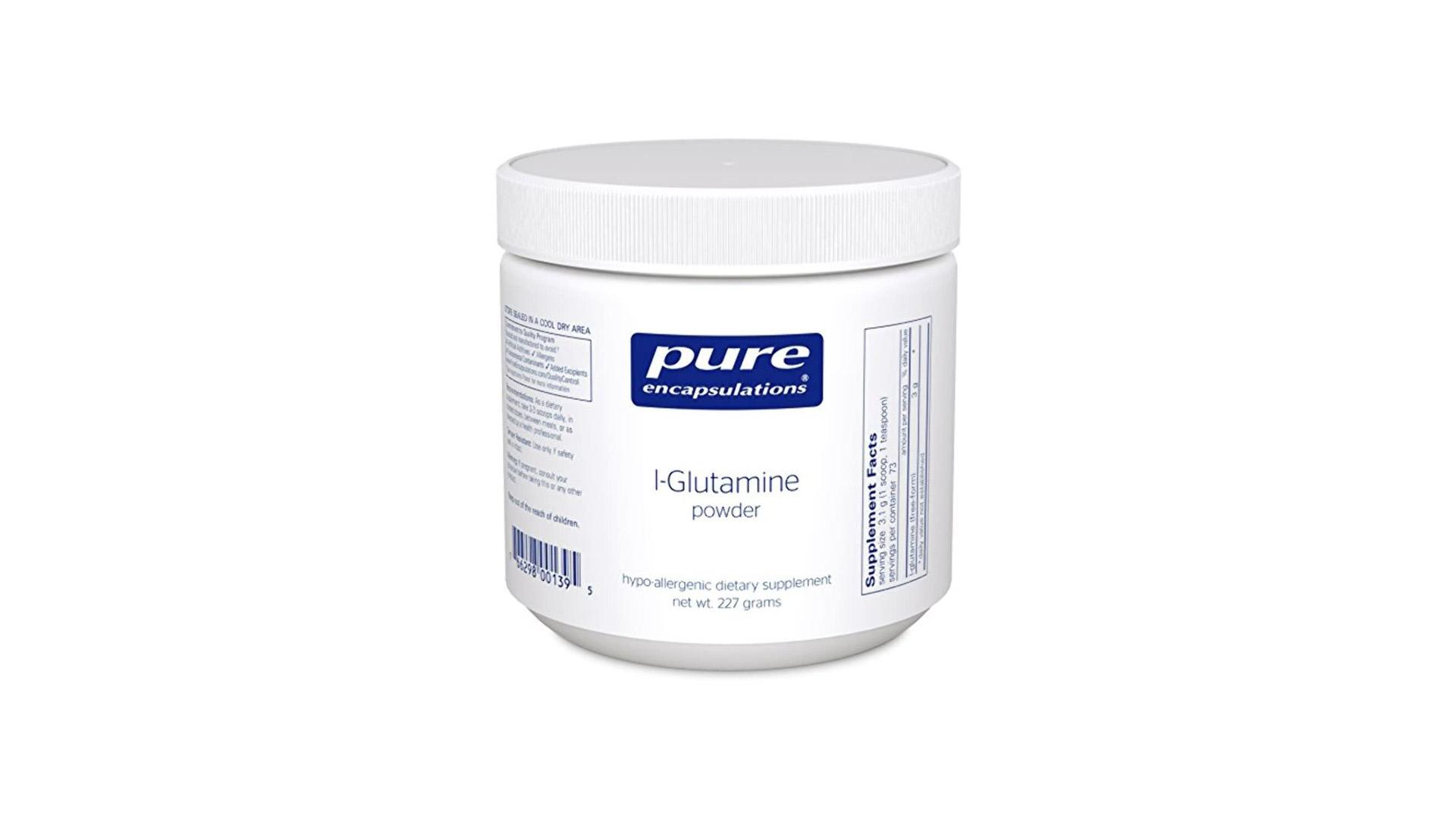 Pure Encapsulations L-Glutamine Powder